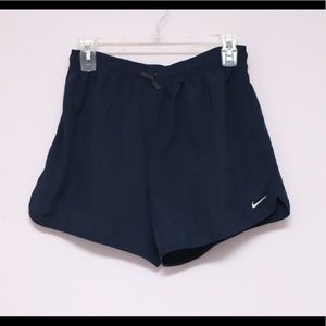 Nike women's athletic shorts Navy Size M